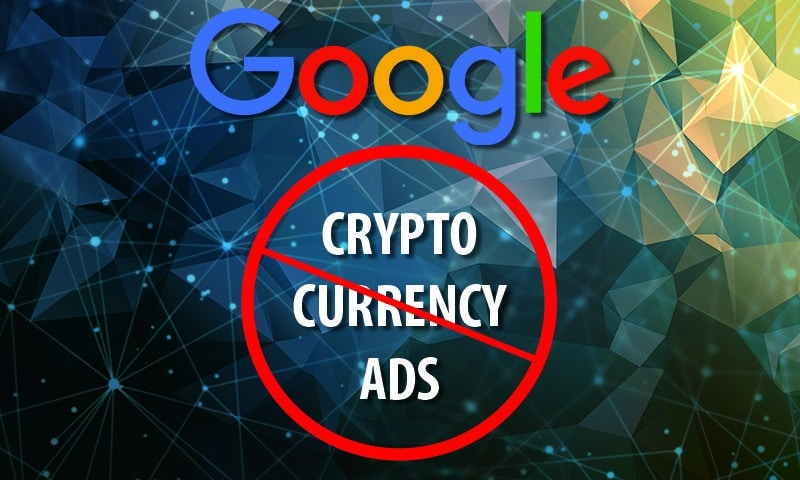 Google-Cryptocurrency-Ad-Verbot