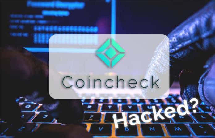 Coincheck hackers
