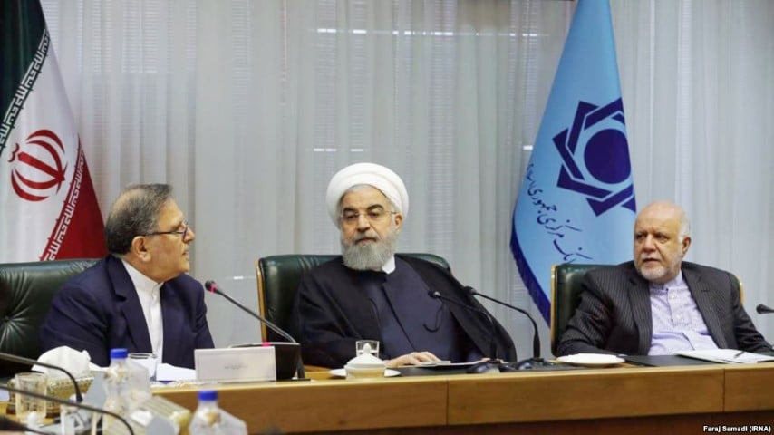 Iranian Financial Institutions Ordered By The CBI