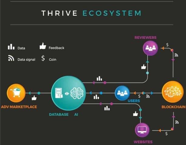 Gedijen ecosysteem