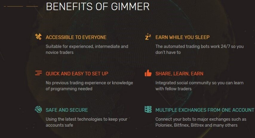 Benefits of Gimmer