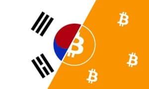 韓国暗号市場