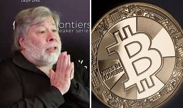 Apple Co-Founder Likens Cryptocurrency to Internet In the Early Years