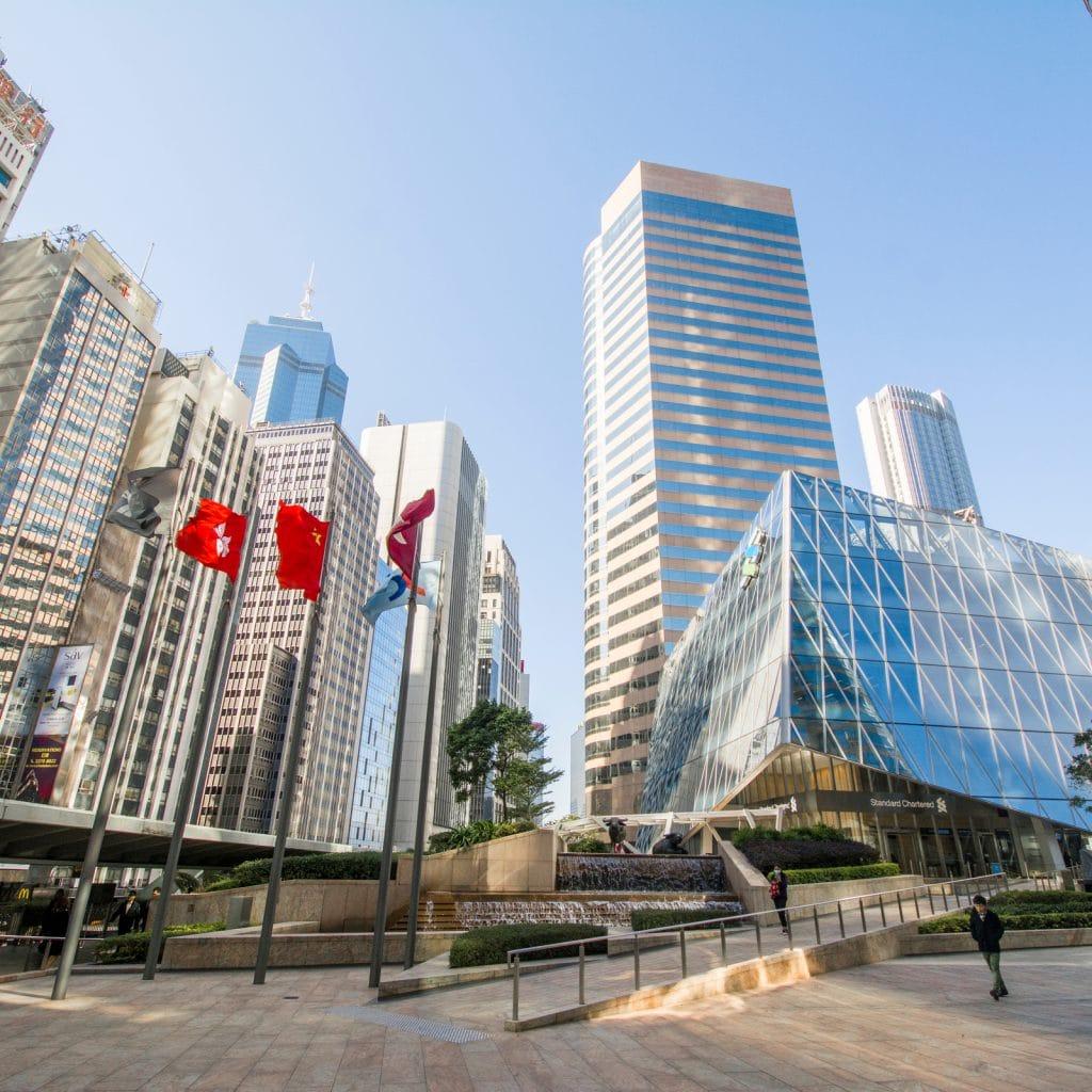 Chinese Firms That Make Bitcoin Mining Rigs Are Seeking Hong Kong IPOs