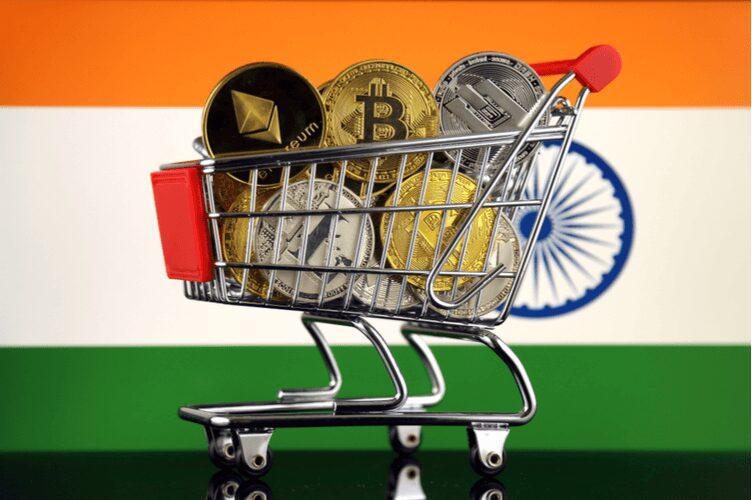 Índia explora o uso de tokens de criptografia