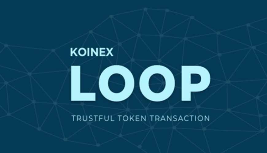 Koinexによるループ取引
