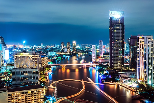 Thailand Becomes A New Haven For Crypto Traders