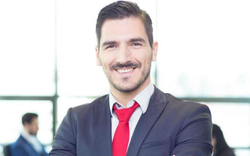 Blocktrade CEO, Luka Gubo