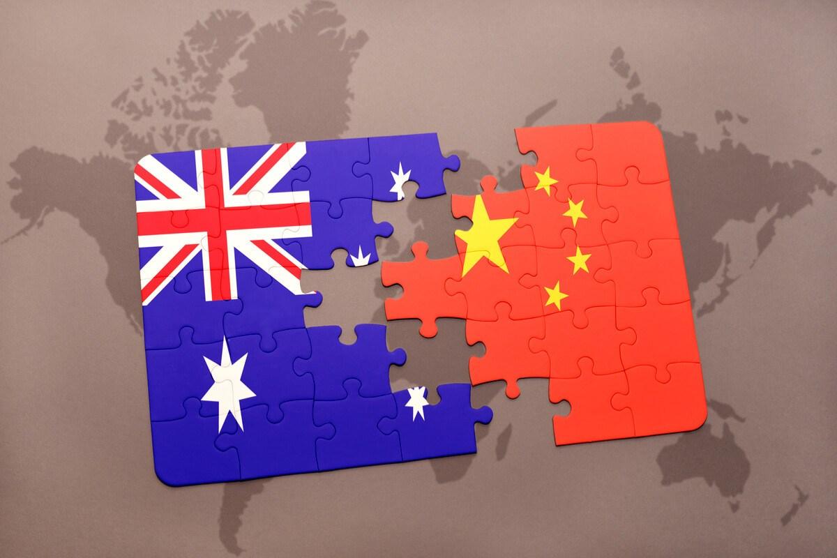 Australian Blockchain Delegation In China