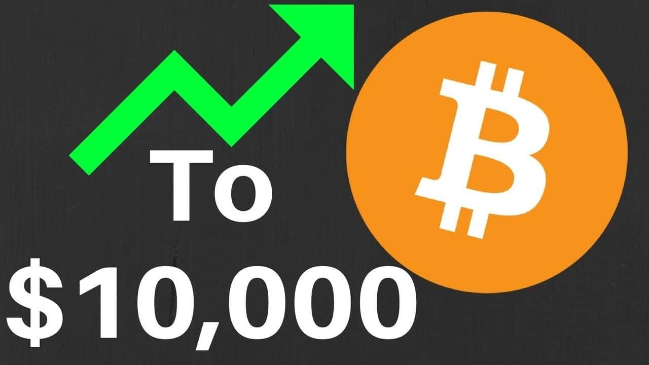 Bitcoin 가격이 $ 10,000에 도달 할 수 있음 Crypto Analysts2