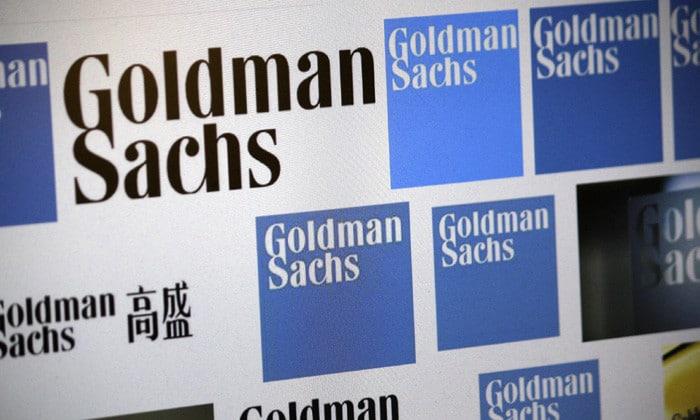 Goldman Sachs CFO