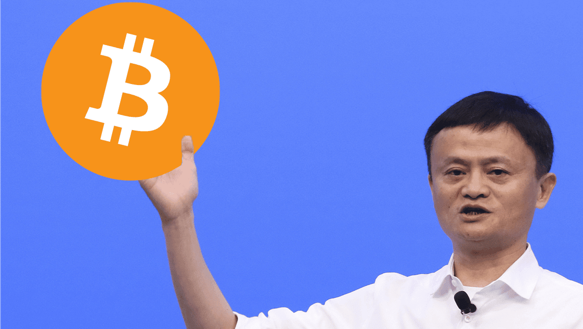 Jack Ma Sa Blockchain At Manufacturing Industry