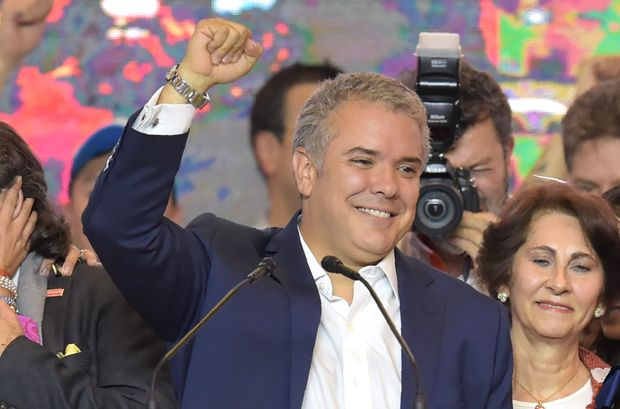 President Duque To Make Colombia A Technology Center