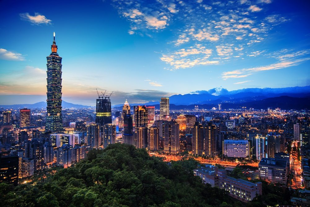 Taiwan Upang Address Cryptocurrency Regulation