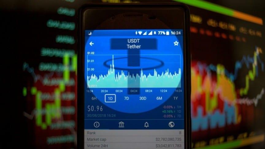 Bitcoin Gains Bilang Namumuhunan Ibinenta Off Tether