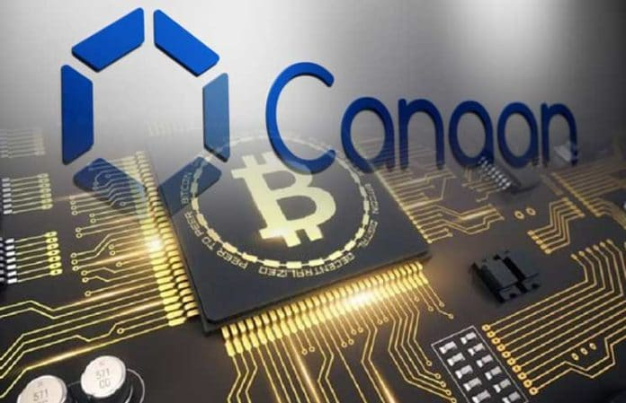 Canaan To Introduce A New Cryptocurrency Miner