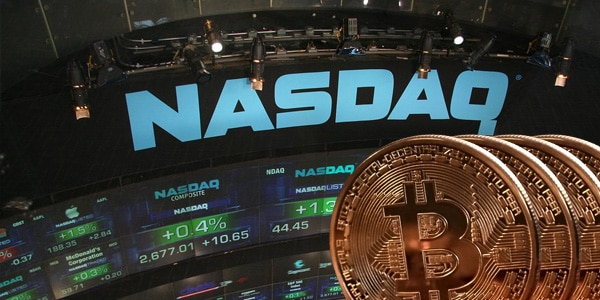 Ugnayan sa Nasdaq At Bitcoin