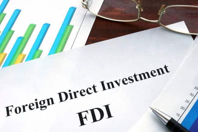 Kryptowährungen beeinflussen eine neue Form von FDI