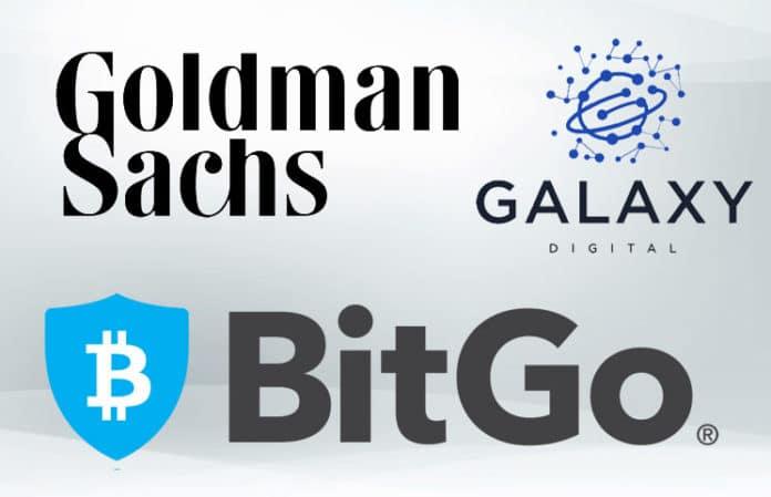 Michael Novogratz Dan Goldman Sachs Adakah Revamping BitGo Crypto Wallet