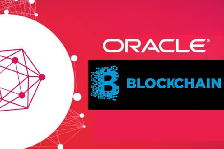 Oracle Unveils A Cloud Platform For Blockchain Applications