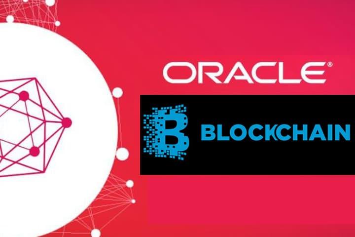 Oracle stellt eine Cloud-Plattform für Blockchain-Anwendungen vor