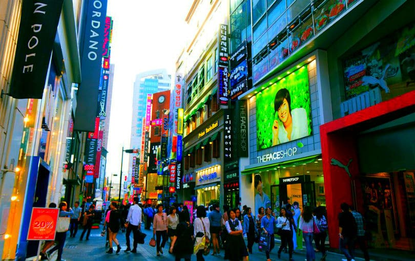 South Korea Cryptocurrency Trading Volume Soars_coinrevolution picture