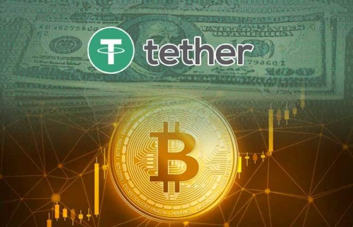 Tether Sell Offs Benefit Bitcoin