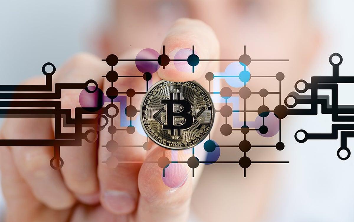 Bitcoin POS-Terminal