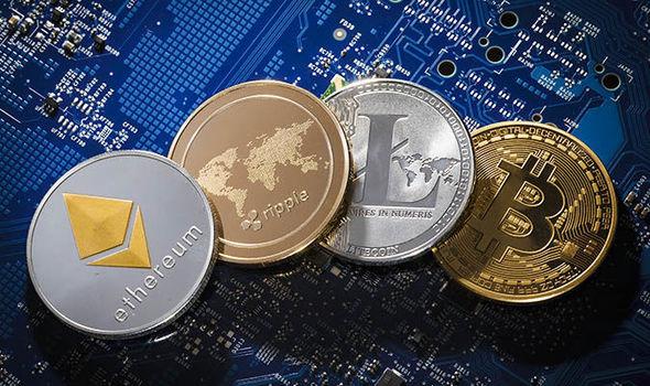 cryptocurrency-top performers last week
