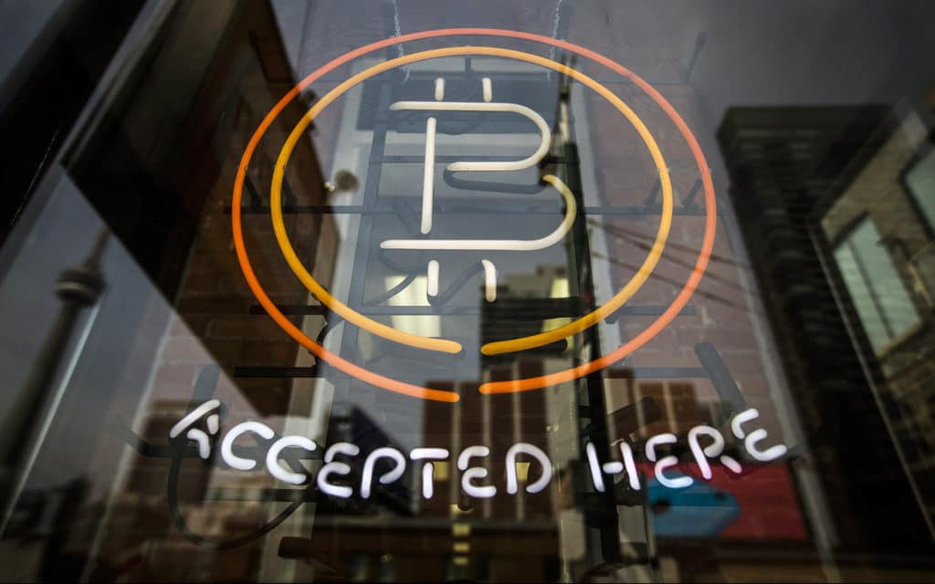 shop with bitcoin