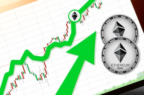 ETH Is de tweede grootste cryptocurrency