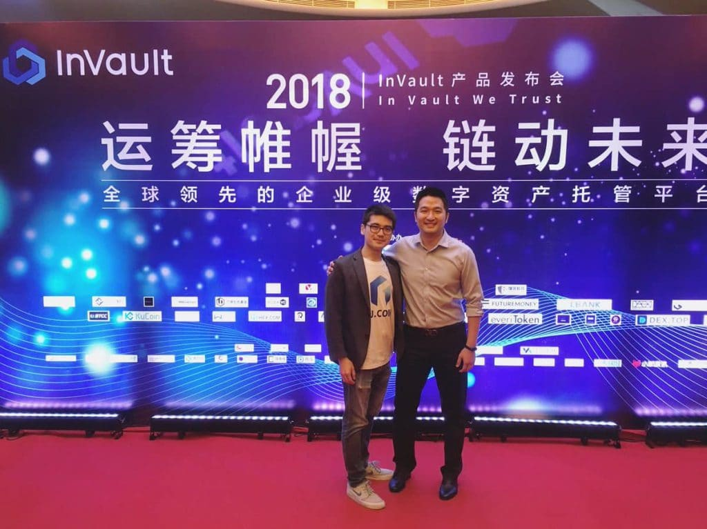 InVault Debuts in Hong Kong_coinrevolution