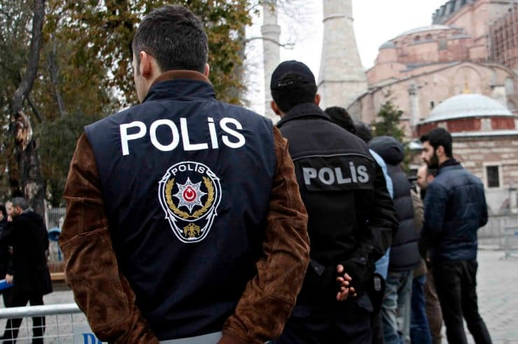 Turkish Cybercrime Department Arrest 11 for Hacking Crypto Wallets_coinrevolution