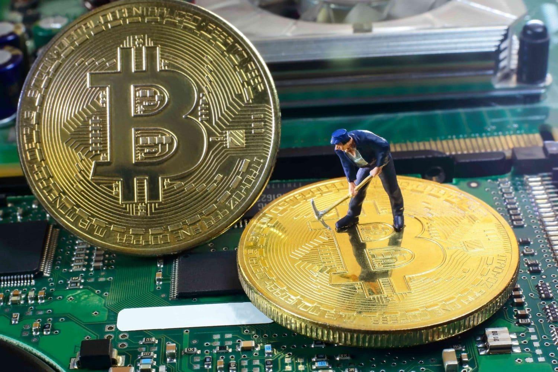 bitcoin mijnbouw