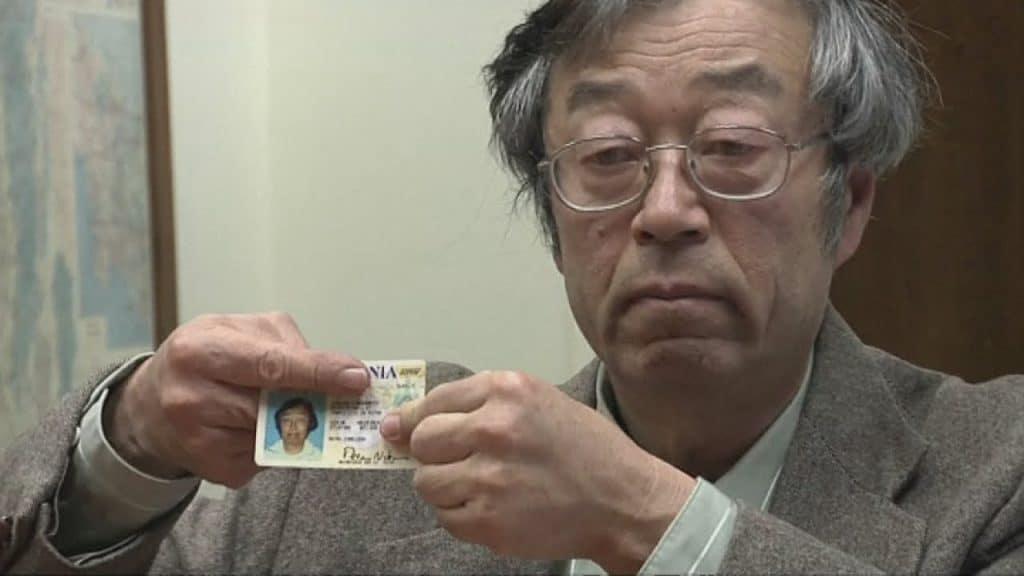누가 나카모토 사토시입니까?