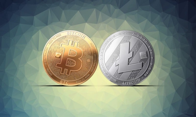 Litecoin ve Bitcoin