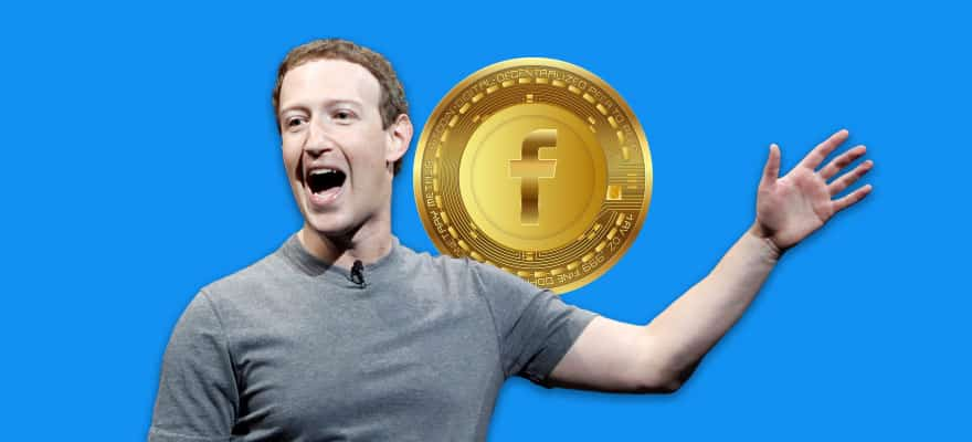 India Facebook cryptocurrency at blockchain project