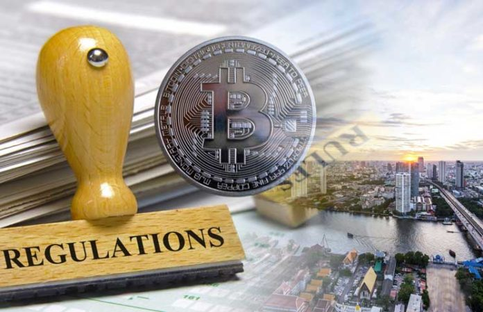 thailand license four cryptocurrency exchanges