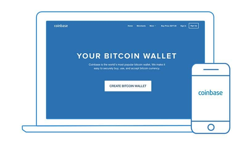 coinbase cryptocurrency wallet