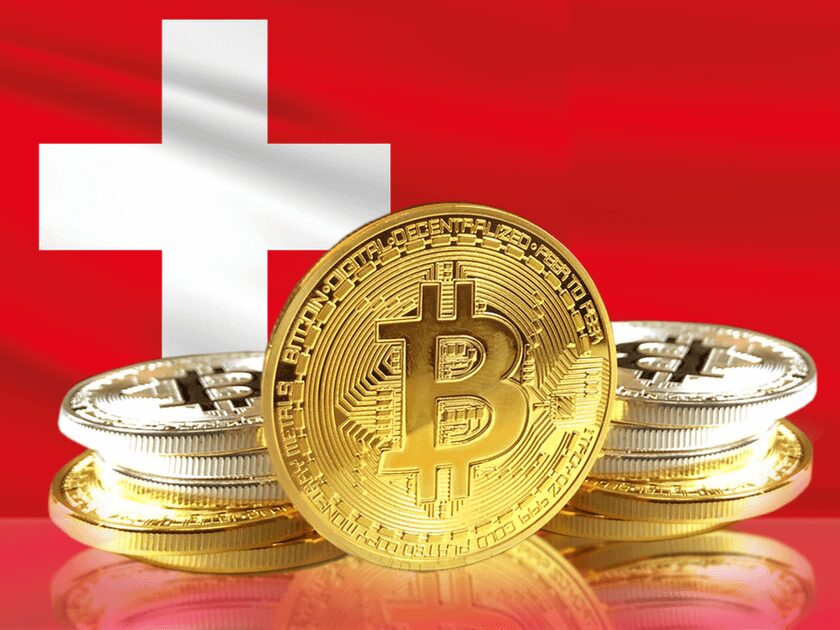 Swiss cryptocurrency market