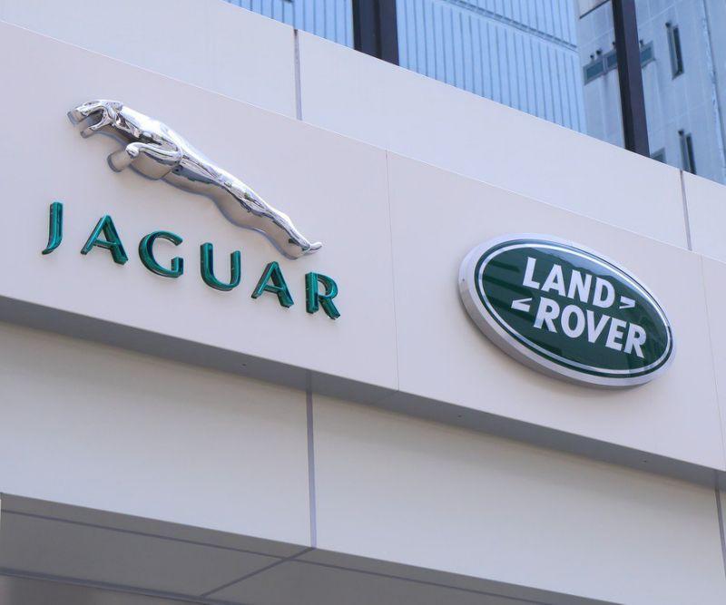 ジャガーランドローバー