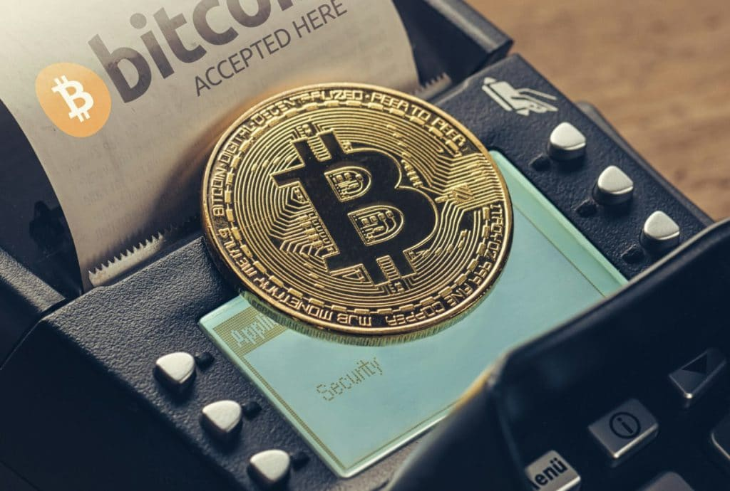 Crypto betaling
