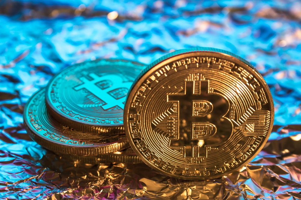 cyptocurrency coin