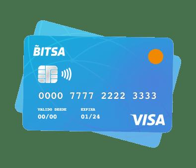 Bitsa-Karte