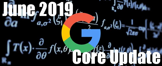 Actualización de Google June 2019 Core
