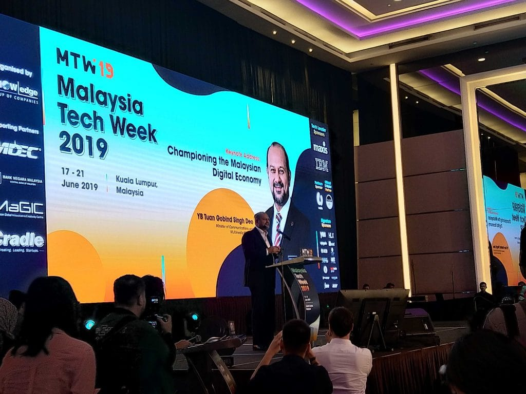 Conference tech week Malaysia