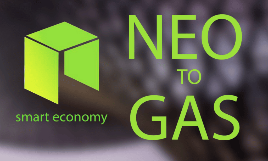 Sistema de recompensas de gás do NEO