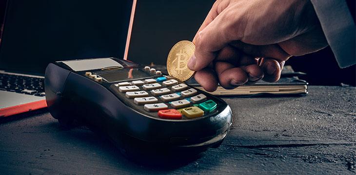Krypto-Zahlung