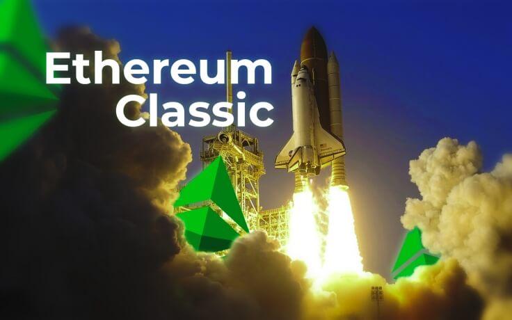 Ethereum Classic könnte die höchsten 74,000 Satoshis erreichen