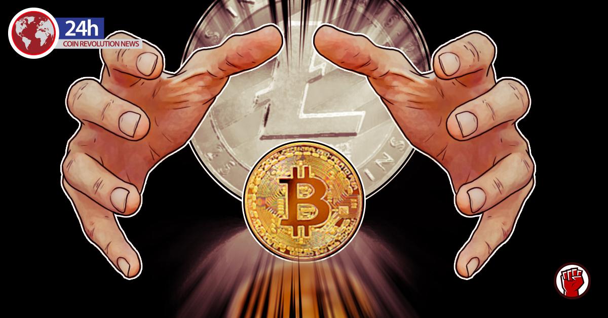बिटकॉइन को उखाड़ फेंकने के लिए Litecoin सेट